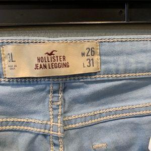 Hollister Jeans - Hollister 3L Jean Leggin